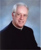 2013 Rockland St. Patrick's Day Parade Grand Marshal Monsignor Edward Weber